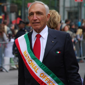 Joseph Sciame reelected President of Major Italian American Organizations