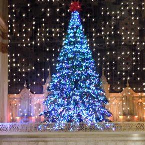 the macys christmas light show a philadelphia holiday tradition since 1955
