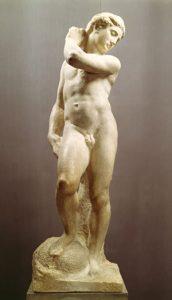 Michelangelo, David-Apollo