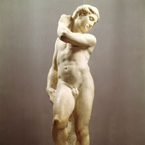 Michelangelo, David-Apollo