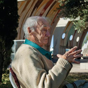 Remembering Italian American Visionary architect Paolo Soleri 1919-2013