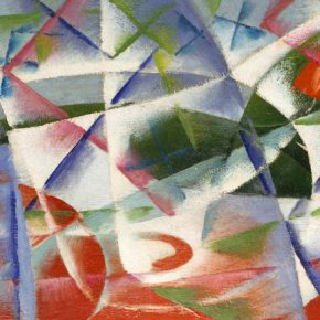"""Over 300 Works of """"Italian Futurism"""" Coming to the Guggenheim in 2014"""