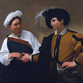 Caravaggio Exhibition at the Muscarelle Museum of Art in Williamsburg