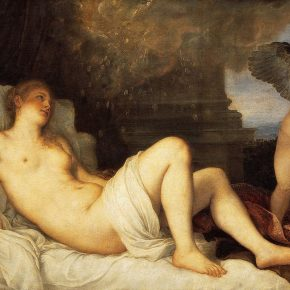 Titian's Danaë in Washington to Celebrate Italy's presidency of the Council of the European Union