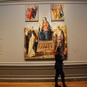 Monumental Works of Piero Di Cosimo At National Gallery of Art