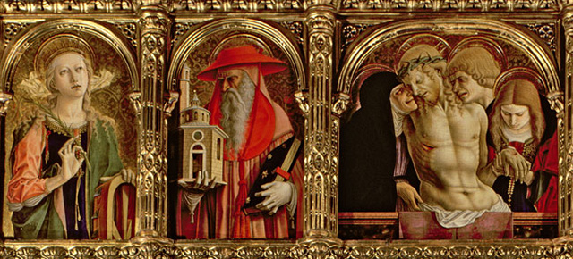 First Ever US exhibition of Renaissance Painter Carlo Crivelli Opens at Isabella Stewart Gardner Museum