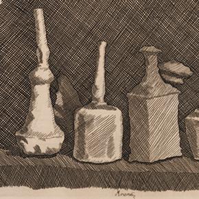 Giorgio Morandi at the Center For Italian Modern Art