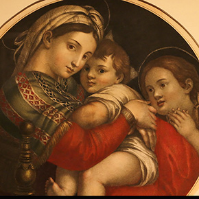 VaticanSplendors_MadonnaOfTheChair