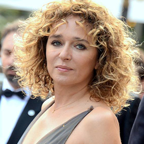 Valeria Golino at Cannes 2015 (photo by Georges Biard)