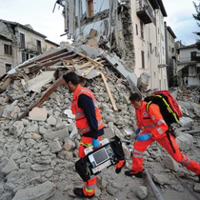 How to help the survivors of the destructive earthquake in Central Italy
