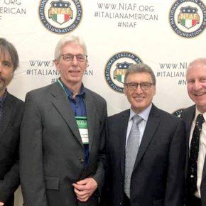 Italian-American baseball ambassadors