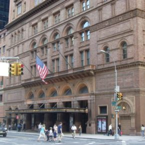 The Making of America; and Italians Need Apply! Just Ask Carnegie Hall