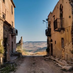 50 years since Sicily's earthquake, an urban disaster of a different kind