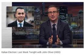 Italian Elections:  Comedian John Oliver Mocks Italy and Italians