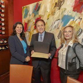 Houston Restaurant Legend Tony Vallone Honored For Excellence In Italian Cuisine