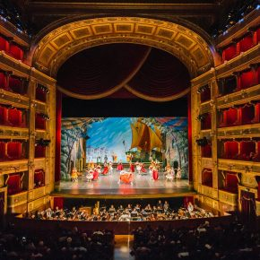Not Just a Pretty Facade, Palermo's Opera Is an Anti-Mafia Symbol