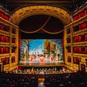 Not Just a Pretty Facade, Palermo's Opera Is an Anti-Mafia Symbol