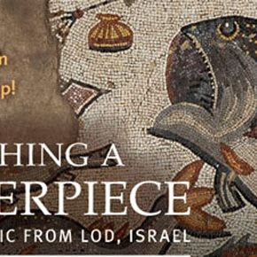 Unearthing a Masterpiece: A Roman Mosaic from Lod, Israel