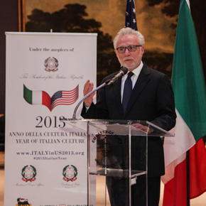 CNN's Wolf Blitzer Winner of Urbino Press Awards 2013