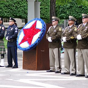 Honoring  the memory of American Law Enforcement Officers – National Police Week, May 11-17