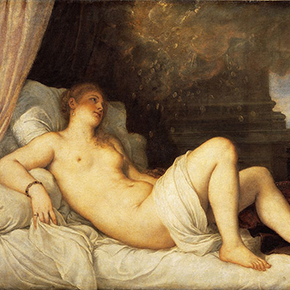 Titian's Danaë in DC to Celebrate Italian Presidency of EU Council