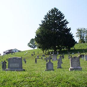 Mt. Calvary Cemetery, Monongah, WV