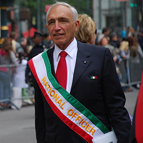 Joseph Sciame to Receive the Sons Of Italy 2015 Guglielmo Marconi Award