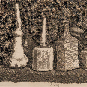 Giorgio Morandi at the Center For Italian Modern Art