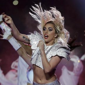 Lady Gaga wows Milan crowd with Joanne tour