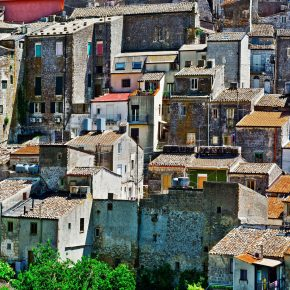 You can buy a home in this scenic town in Sicily, Italy for $1—but there's a catch